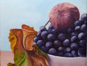 Fig and Grapes